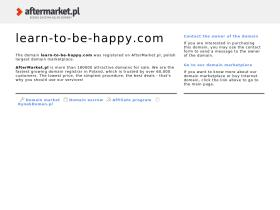 want.learn-to-be-happy.com