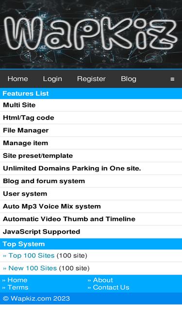 Wapkiz com Analytics - Market Share Stats & Traffic Ranking