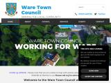 waretowncouncil.gov.uk