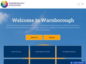 warnborough.edu