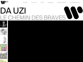 warnermusic.fr
