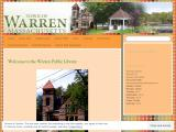 warrenpubliclibrary.org