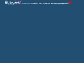 washingtonlotteryresults.org