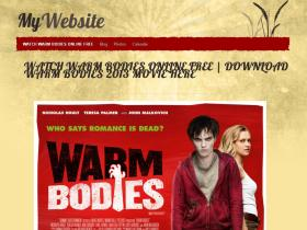 watchwarmbodies2013online.snappages.com