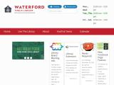 waterfordlibrary.net