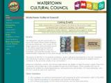 watertowncultural.org