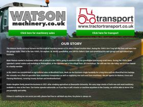 watsonmachinery.co.uk