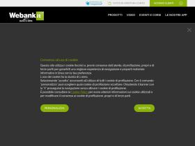 webank.it