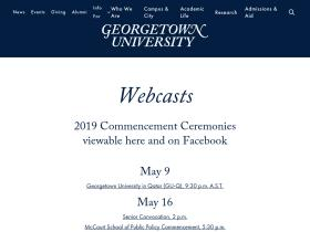 webcast.georgetown.edu