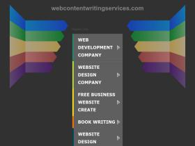 webcontentwritingservices.com
