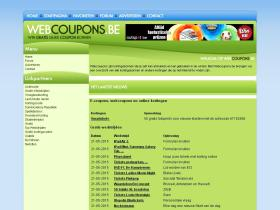 webcoupons.be