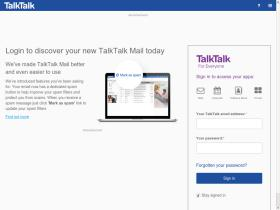 webmail.talktalk.co.uk