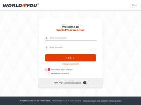webmail.world4you.com