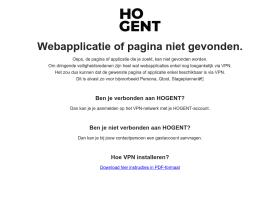 webs.hogent.be
