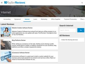 website-traffic-statistic-service-review.toptenreviews.com