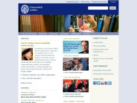 website.leidenuniv.nl