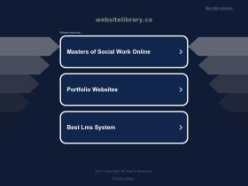 websitelibrary.co