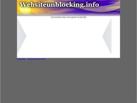websiteunblocking.info