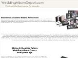 weddingalbumdepot.com
