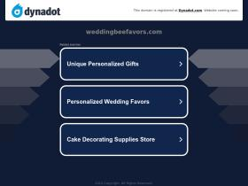 weddingbeefavors.com