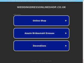 weddingdressonlineshop.co.uk
