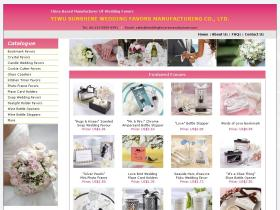 weddingfavorsmanufacturer.com
