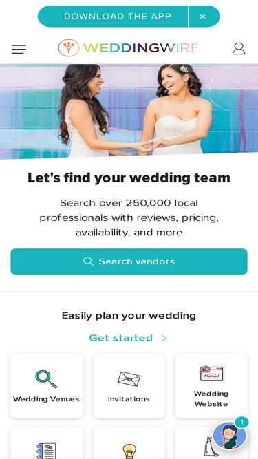 Weddingwire Com Analytics Market Share Stats Traffic Ranking