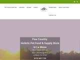 welcometopawcountry.com