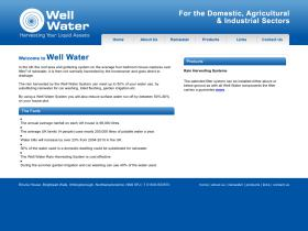well-water.co.uk