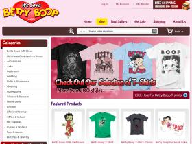 welovebettyboop.com