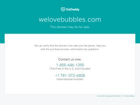 welovebubbles.com