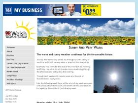 welshweatherforecast.co.uk