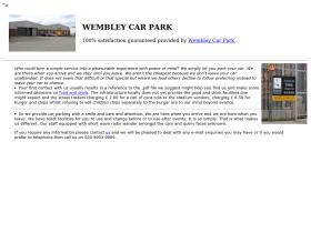 wembleycarpark.co.uk