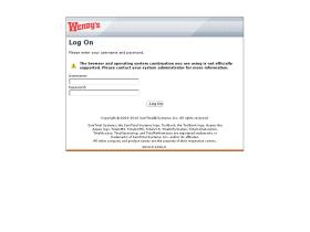 wendys.sumtotalsystems.com