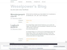 weselpower.wordpress.com