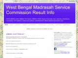 westbengalmadrasahservicecommission.blogspot.in