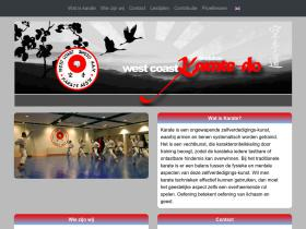 westcoastkaratedo.com