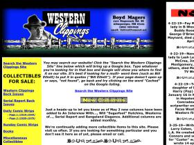 westernclippings.com