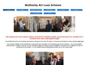 wetherbyartloan.co.uk