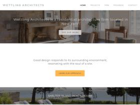 wettlingarchitects.com