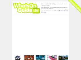 whatsonguide.tv