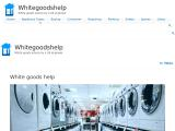 whitegoodshelp.co.uk