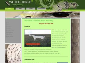 whitehorsefalconry.co.uk