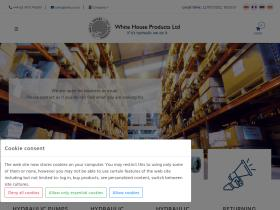 whitehouseproductsltd.com