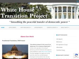 whitehousetransitionproject.org