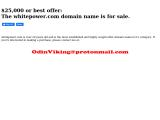 whitepower.com