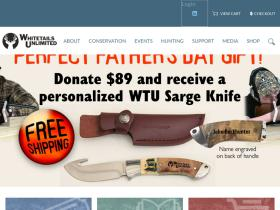 whitetailsunlimited.com