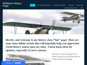 whitley-history.weebly.com