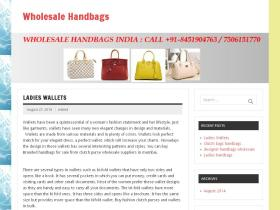 wholesalehandbags.co.in