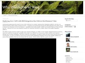 whywebsphere.com